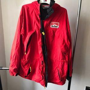Marlboro Rain Jacket